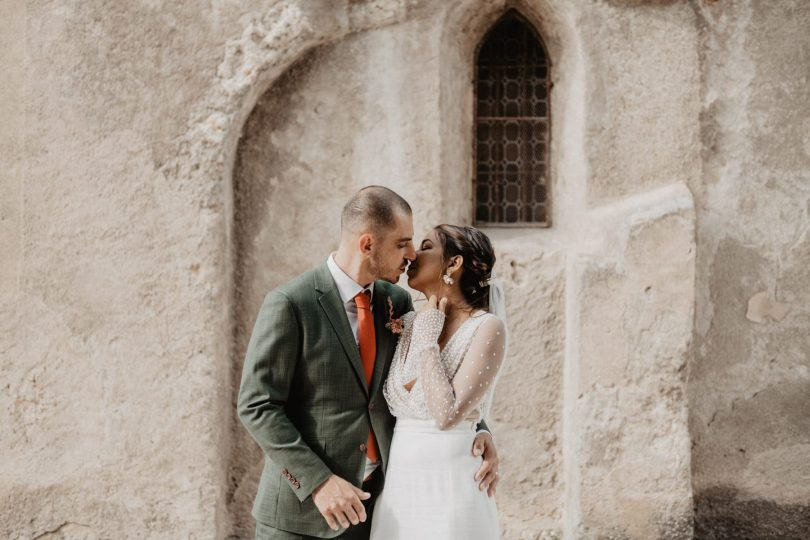 Un mariage au Château Montus dans les Hautes-Pyrénées : Photos : Patricia Hendrychova-Estanguet - Blog mariage : La mariée aux pieds nus