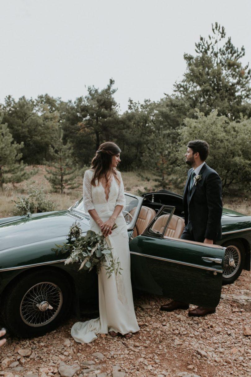 Un mariage au Clos du Tuilier en Provence - Photos : SoulPics - Blog mariage : La mariée aux pieds nus