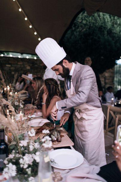 Un mariage au Clos du Tuilier en Provence - Photos : Ingrid Lepan - Blog mariage : La mariée aux pieds nus