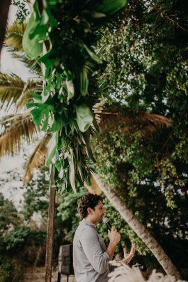 Un mariage végétal en colombie - Photos : Lorenzo Accardi - Blog mariage : La mariée aux pieds nus