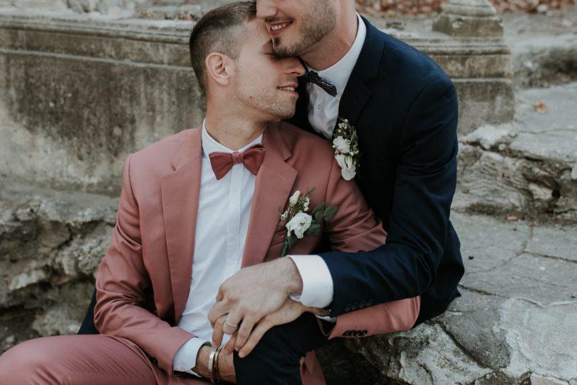 Un mariage contemporain à la Bastide de Toursainte à Marseille - Photos : Soulpics - Blog mariage : La mariée aux pieds nus