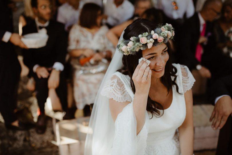 Un mariage en Corse - Photos : Aurélien Bretonnière - Blog mariage : La mariée aux pieds nus