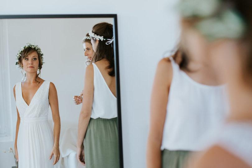 Un mariage coloré en Corse - A découvrir sur le blog mariage www.lamarieeauxpiedsnus.com - Photos : Karimage