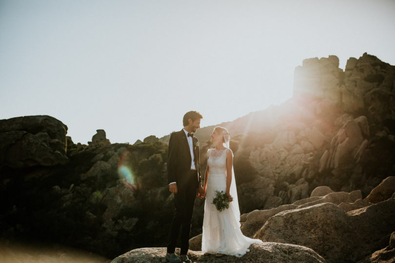 Un mariage à Porto Vecchio