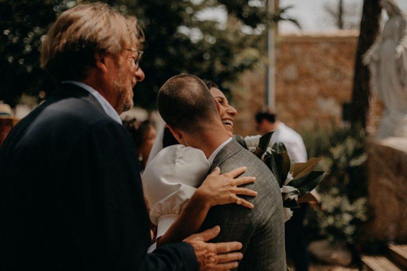 Un mariage au VIP Beach en Corse - Photos : Gwendoline Noir - Blog mariage : La mariée aux pieds nus