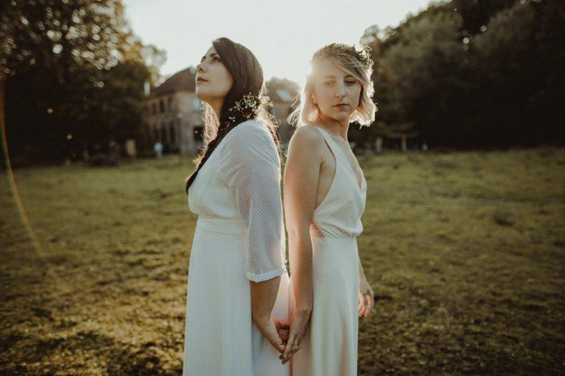 Un mariage à la Huilerie d'Incheville - Photos : David Latour - Blog mariage : La mariée aux pieds nus