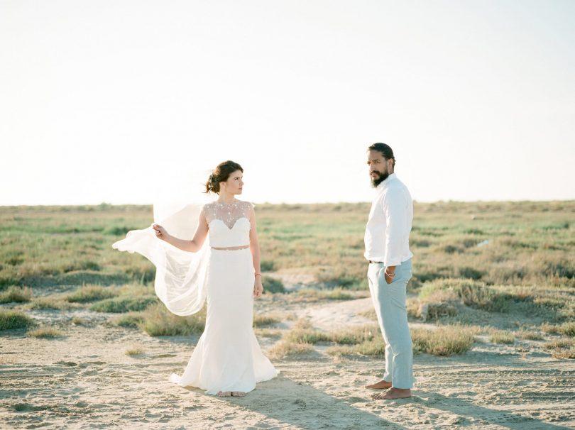 Un mariage dans le désert du Sahara - Photos : Céline Chhuon - Blog mariage : La mariée aux pieds nus