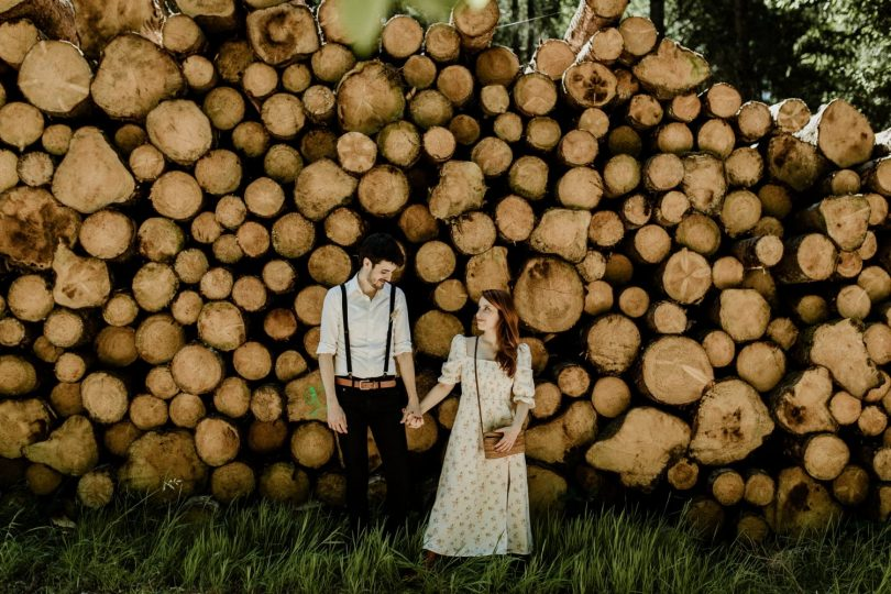 Un mariage au Domaine de la Chaux dans le Morvan - Photos : David Latour - Blog mariage : La mariée aux pieds nus