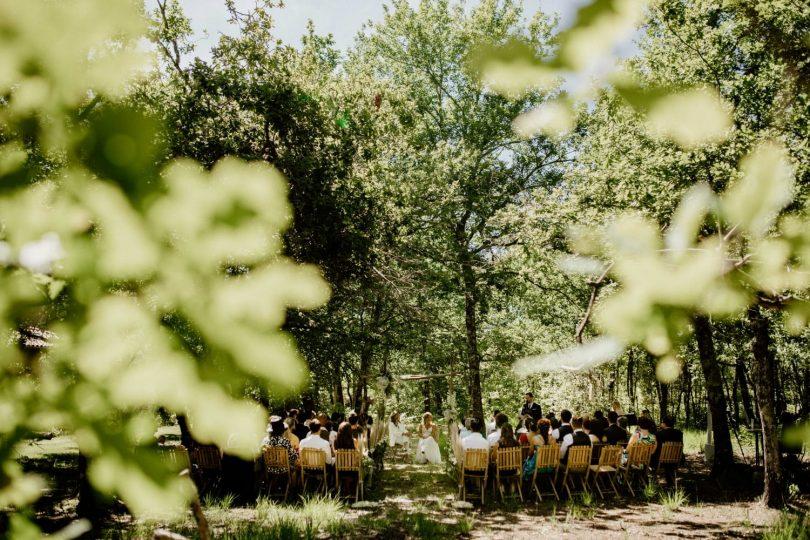 Un mariage au Domaine de Petiosse dans les Landes - Photos : David Latour - Blog : La mariée aux pieds nus