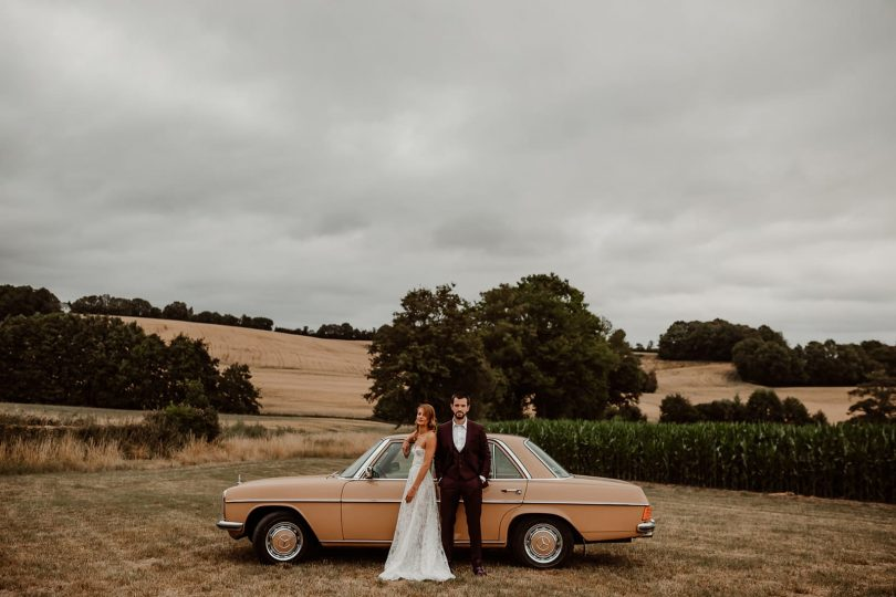 Un mariage au Domaine de Ronsard dans le Perche - Photos : Moonrise Photography - Blog mariage : La mariée aux pieds nus