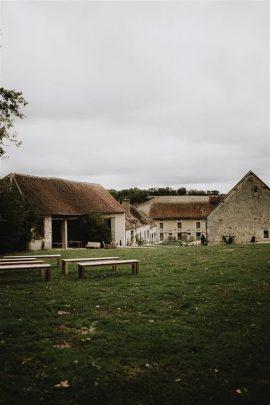 Un mariage au Domaine de Ronsard dans le Perche - Photos : Samantha Guillon - Blog mariage : La mariée aux pieds nus