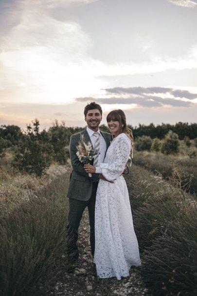 Un mariage au Domaine de Sarson en Provence - Photos : Albane Delacommune - Blog mariage : La mariée aux pieds nus