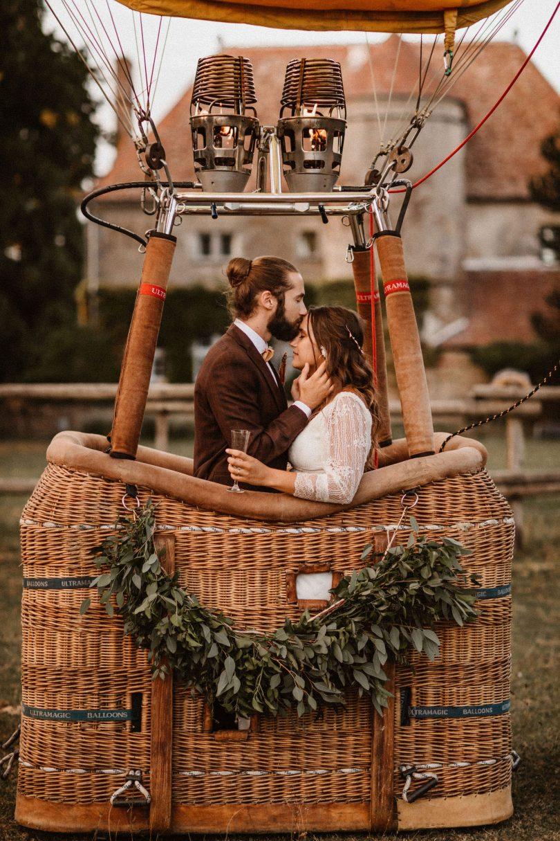 Un mariage au Domaine de Vacheresses - Photos : Samatha Pastoor - Blog mariage : La mariée aux pieds nus