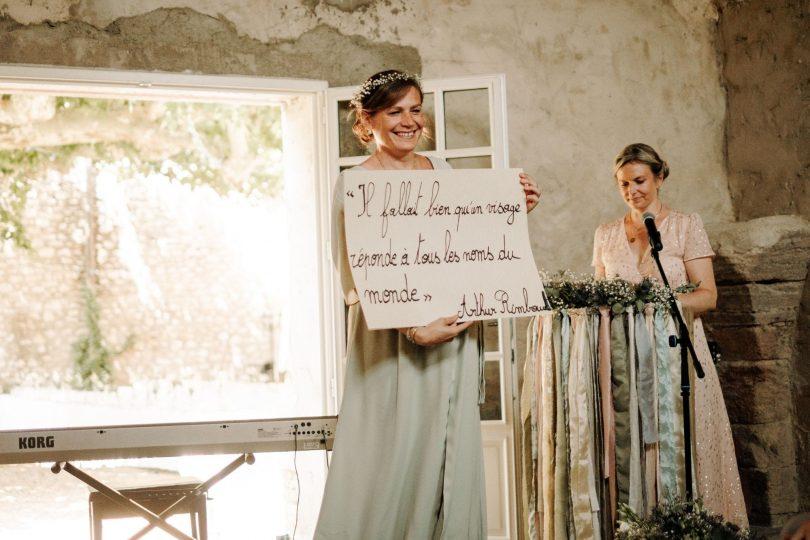 Un mariage au Domaine du Petit Roulet en Provence - Photos : Gabriel Lelièvre - Blog mariage : La mariée aux pieds nus