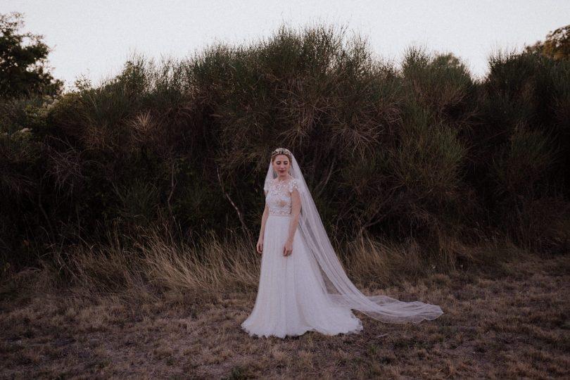 Un mariage au Domaine du Vallon des Sources en Provence - Photos :Lika Banshoya - Blog mariage : La mariée aux pieds nus