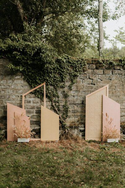 Un mariage éco-responsable au Bois Basalte en Auvergne - Photos : Anne Sophie Benoit - Blog mariage: : La mariée aux pieds nus