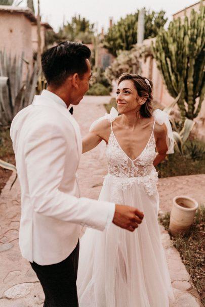 Un mariage élégant au Beldi Country Club à Marrakech - Photos : Lorenzo Accardi - Blog mariage : La mariée aux pieds nus