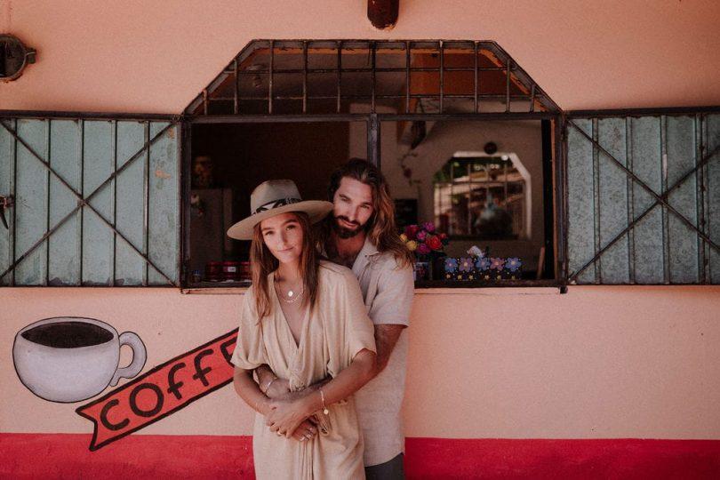 Se marier à l'étranger. Le Mexique pour un mariage inoubliable - Photo: Lika Banshoya - Blog mariage : La mariée aux pieds nus