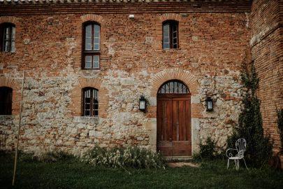Un mariage au Château Fajac La Relenque près de Toulouse - Photos : Angelo Lacancellera - Blog mariage : La mariée aux pieds nus