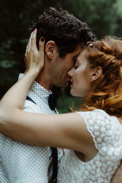 Un mariage folk en Suisse - La bohème photographie - La mariée aux pieds nus