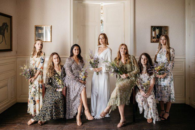Sélection shopping pour un mariage fleuri - Blog mariage La mariée aux pieds nus