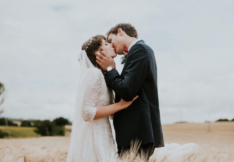 Un mariage simple et champêtre dans le Gers