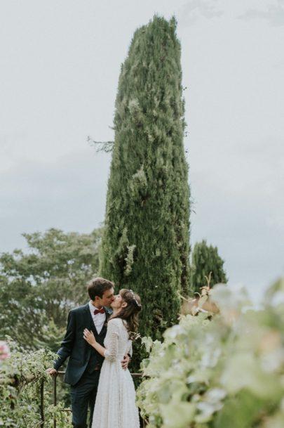 Un mariage dans le Gers - Photos : Céline Deligey - Blog mariage : La mariée aux pieds nus
