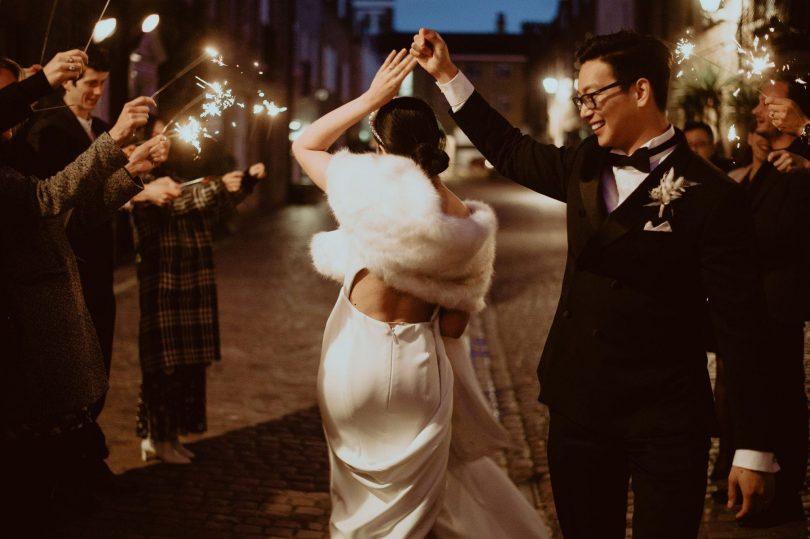 Un mariage en hiver en petit comité - Photos : Antlers Project - Blog mariage : La mariée aux pieds nus