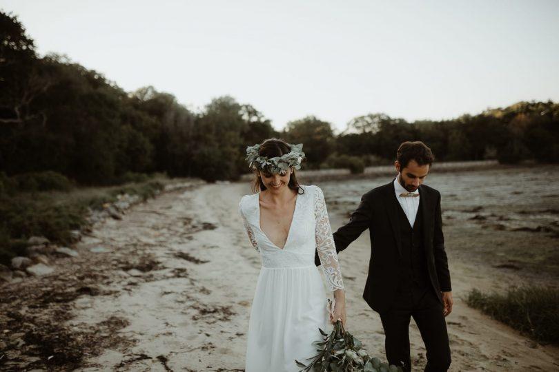 Un mariage au Domaine du Guerric sur l'Île aux Moines