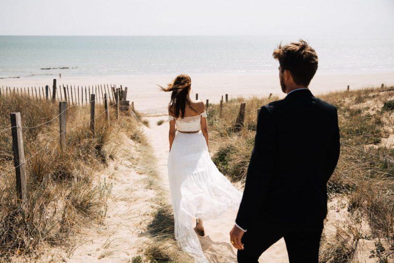 Un mariage sur l'île de Ré - Photographe : Nicolas Bellon - Blog mariage : La mariée aux pieds nus