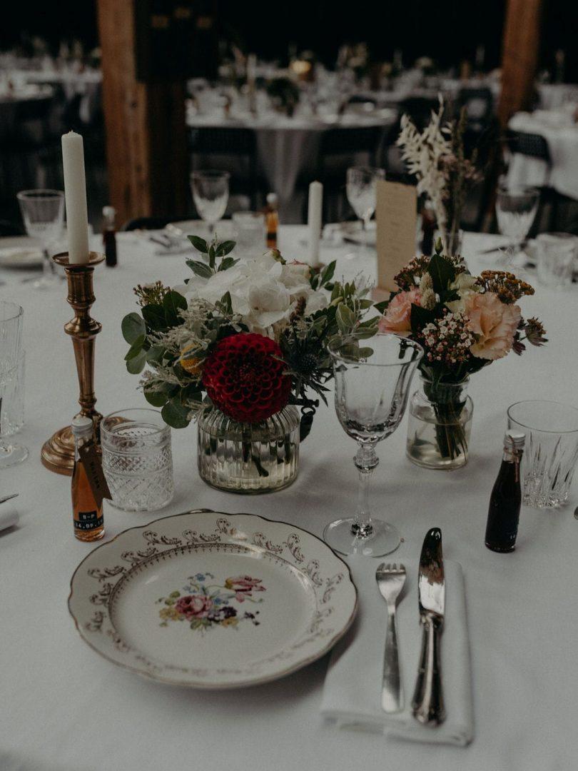 Un mariage industriel et vintage à La Factory près de Lyon - Photos : Alejandra Loaiza - Blog mariage : La mariée aux pieds nus