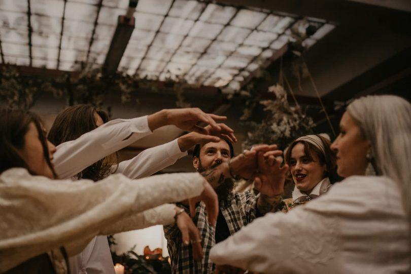 Un mariage organique et minéral - Photos : Eirin Photography - Blog mariage : La mariée aux pieds nus