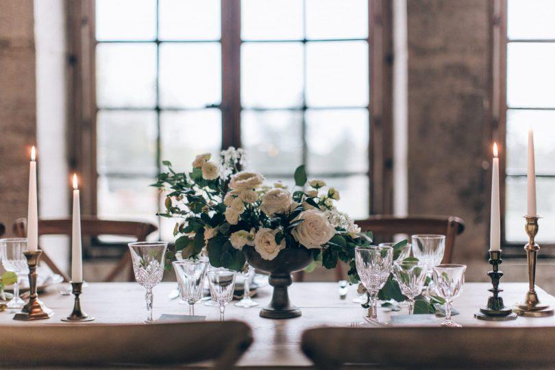Un mariage intime au château de Montplaisant - Photos : Ingrid Lepan - Blog mariage : La mariée aux pieds nus