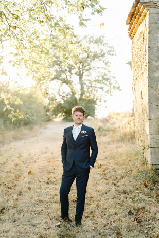 Un mariage simple au Château de Fajac - A découvrir sur le blog mariage www.lamarieeauxpiedsnus.com - Photos : Willy Brousse