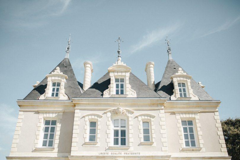 Un mariage intime à La Baule - Photos : Fabien Courmont - Blog mariage : La mariée aux pieds nus