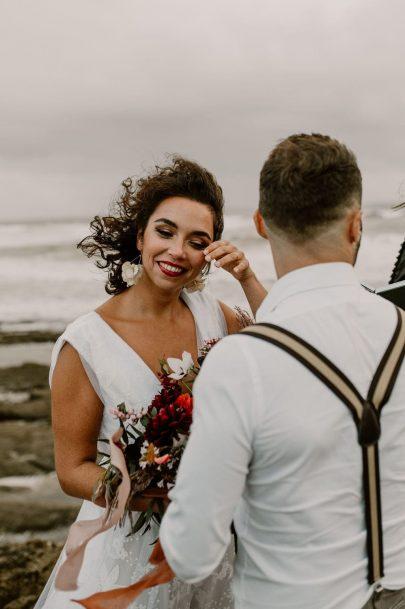 Un mariage intimiste à Pornic - Photos : Anne Letournel - Blog mariage : La mariée aux pieds nus