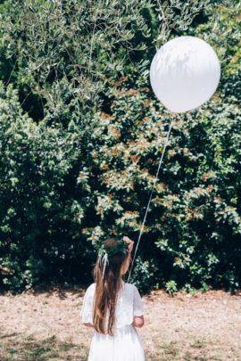 Un mariage dans un jardin sur la Riviera - A découvrir sur le blog mariage La mariée aux pieds nus - Photos : Ingrid Lepan