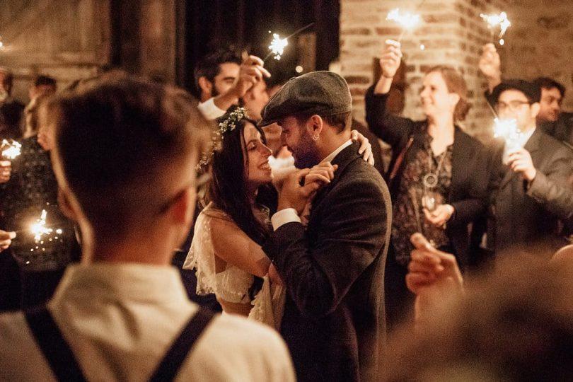 Un mariage bohème aux accents Peaky Blinders au Domaine des Bonnes Joies - Photos : Chris and Ruth - Planning : Artis Evènement - Blog mariage : La mariée aux pieds nus