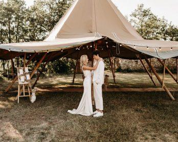 Se marier dans une maison de famille ou dans un lieu insolite - Blog mariage : La mariée aux pieds nus