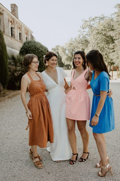Un mariage au Manoir de la Jahotière en Loire-Atlantique - Photos : Fanny Paris - Blog mariage : La mariée aux pieds nus