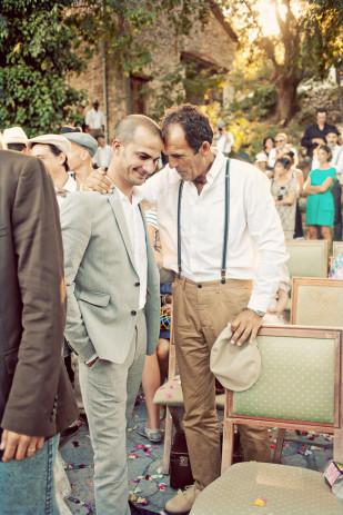 Shoot in Love - Un mariage retro a Montpellier - La mariee aux pieds nus