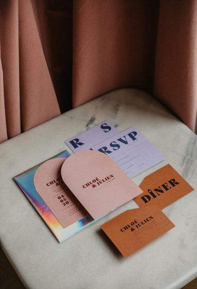 Un mariage maximaliste et coloré - Ruban Collectif - Blog mariage : La mariée aux pieds nus