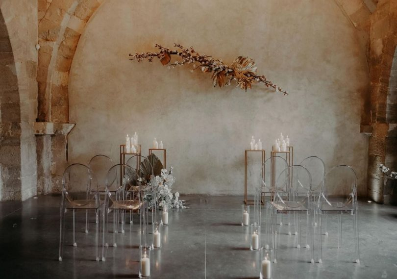 Un mariage moderne et élégant - Photos Maelys Sizzo - Blog mariage : La mariée aux pieds nus
