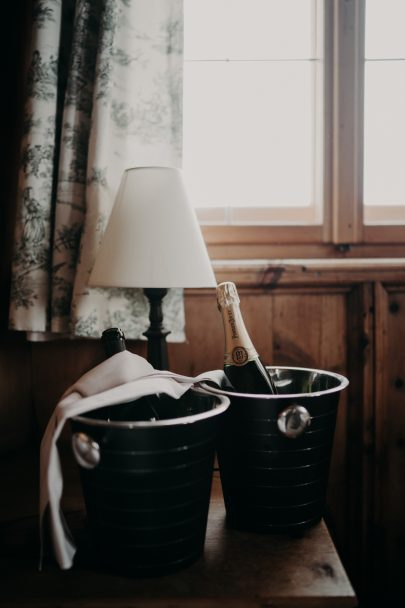 Un mariage sous la neige en Autriche - La mariée aux pieds nus