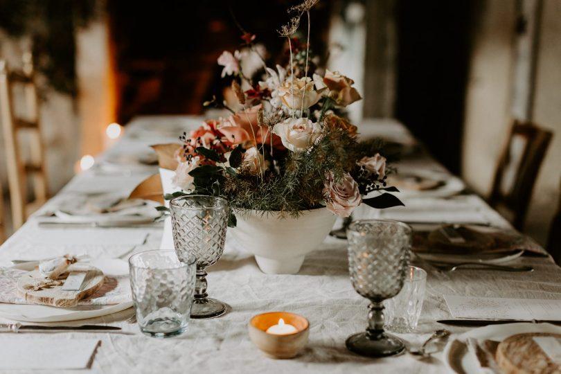 Un mariage rustique esprit jardin