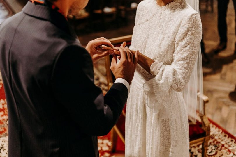 Un mariage à l'Atelier Armand à Paris - Photos : Chloé LDN - Blog mariage : La mariée aux pieds nus
