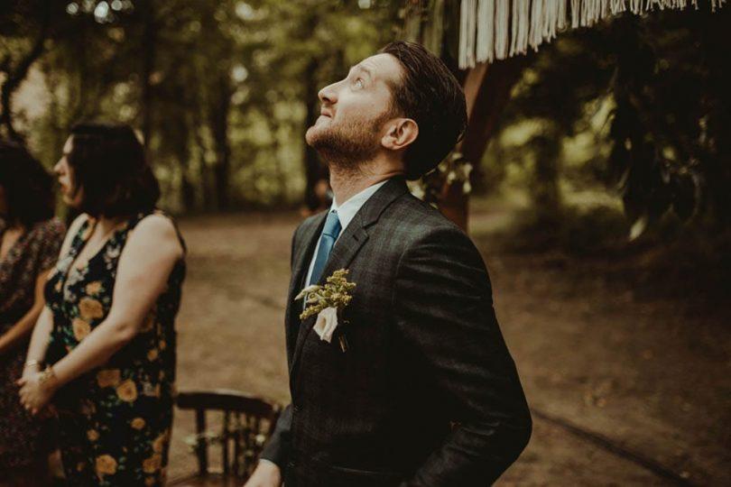 Un mariage à la Seigneurie d'Alleray dans le Perche - Photos : David Latour - Blog mariage : La mariée aux pieds nus