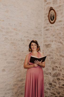 Un mariage en petit comité - Photos : Celine Deligey - Blog mariage : La mariée aux pieds nus