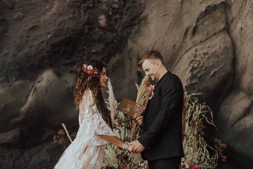 Un mariage en petit comité sur l'île de La Réunion - Photos : Abigail Morellon - Blog mariage : La mariée aux pieds nus