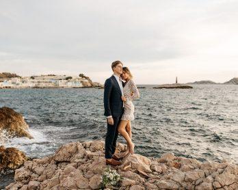 Un mariage en petit comité à Marseille - Photos : Lifestories Wedding - Blog mariage : La mariée aux pieds nus